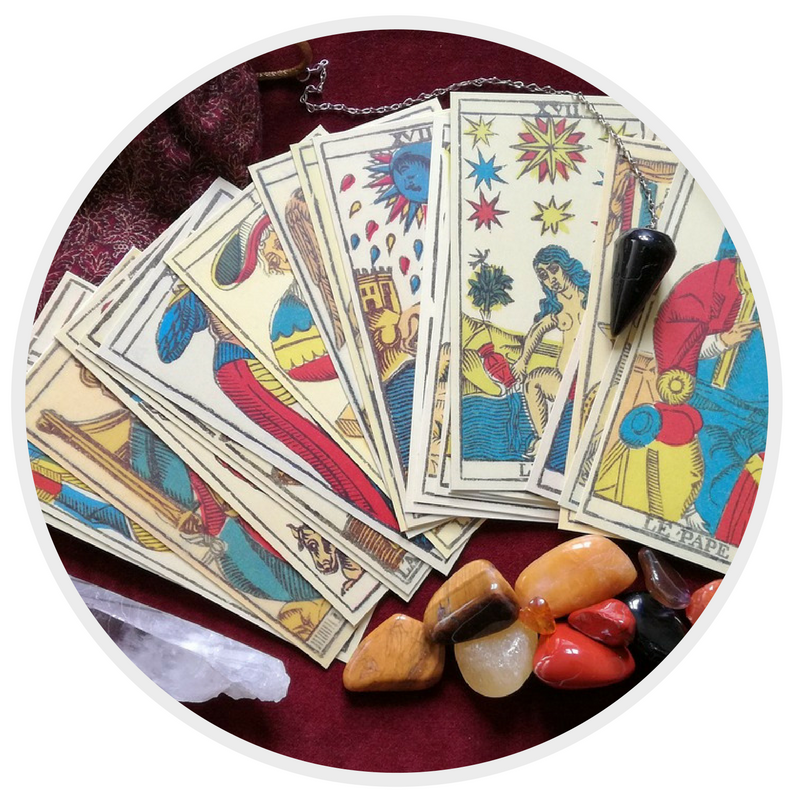 Intuitive Tarot Readings, Heather Stanwworth, Usk, Pontypool, Monmouthshire, Wales
