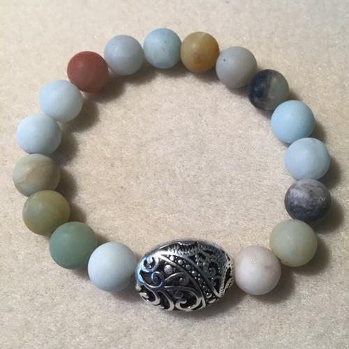 Heather Stanworth Amazonite Bracelet